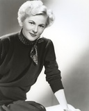Joan Fontaine Slightly smiling Pose Photo by  Movie Star News