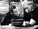 Marlon Brando Talking to Crying Girl Photo by  Movie Star News