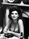 Lolita Davidovich Seated in Classic Photo by  Movie Star News