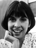 Talia Shire wearing a Printed Blouse Photo by  Movie Star News