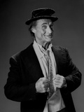 Sid Caesar Posed in Classic Portrait Photo by  Movie Star News