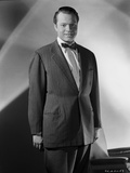 Orson Welles Posed in Bowtie and Coat Photo by E Bachrach