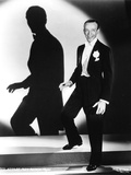 Fred Astaire Spotlight Aimed at Him Photo by  Movie Star News