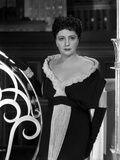 Helen Morgan on an Off Shoulder Dress Photo by  Movie Star News
