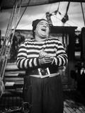 Abbott & Costello in Stripes laughing Photographie par  Movie Star News
