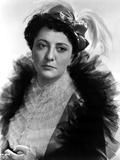 Helen Morgan on Ruffled Top Portrait Photo by  Movie Star News