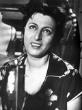 Anna Magnani wearing a Floral Blouse Photo by  Movie Star News