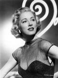Eleanor Parker on a See Through Top Photo by  Movie Star News