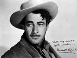 Gilbert Roland Poster in Cowboy Hat Photo by  Movie Star News