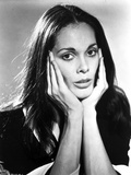 Martine Beswick Portrait in Classic Photo by  Movie Star News