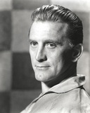 Kirk Douglas Side View Pose Portrait Photo by  Movie Star News