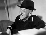 Jimmy Durante in Black Suit With Hat Photo by  Movie Star News
