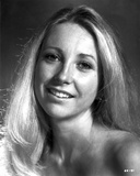 Teri Garr Portrait in Black and White Photo by  Movie Star News