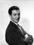 Robert Taylor Posed with Arms Crossed Photo by  Movie Star News