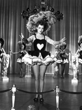 Vivian Blaine on a Skirt and Dancing Photo by  Movie Star News