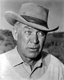 Ward Bond in White polo shirt With Hat Photo by  Movie Star News