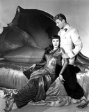 Maria Montez Classic Couple Portrait Photo by  Movie Star News