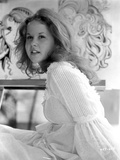 Linda Blair Posed in Classic Portrait Photo by  Movie Star News