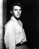 Burt Lancaster in Long Sleeve Polo Photo by  Movie Star News