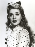 Alice Faye polka dot Upper Portrait Photo by  Movie Star News