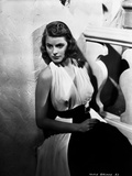 Ingrid Bergman wearing a Halter Dress Photo by  Movie Star News
