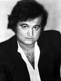 John Belushi in Black Suit Portrait Photo by  Movie Star News