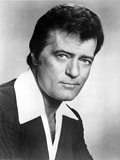 Robert Goulet in Black Suit Portrait Photo by  Movie Star News