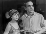 Al Jolson Looking Shocked with a Girl Photo by  Movie Star News