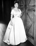 Ethel Merman standing in Ball Gown Photo by  Movie Star News