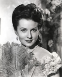 Rhonda Fleming Daring Look Portrait Photo by  Movie Star News