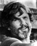 Kris Kristofferson Close Up Portrait Photo by  Movie Star News