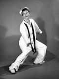 Mary Martin on a Wacky Face Portrait Photo av  Movie Star News