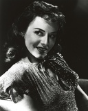 Paulette Goddard Posed in Shining Top Photo by  Movie Star News