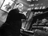 Fats Waller Playing Piano with One Hand Photo by  Movie Star News