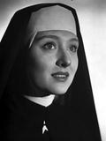 Celeste Holm on a Nun Attire Portrait Photo by  Movie Star News
