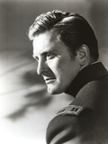 Kirk Douglas Side View Angle Portrait Photo by  Movie Star News