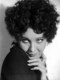 Mary Brian Portrait wearing Fur Dress Photo by  Movie Star News