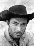 Lee Van Cleef Posed in Cowboy Outfit Photo by  Movie Star News