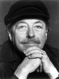 Tennessee Williams posed in Portrait Photo by  Movie Star News