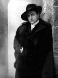 Armand Assante in Black Coat With Hat Photo by  Movie Star News