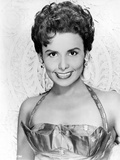 Lena Horne Portrait in Black and White Photo by  Movie Star News