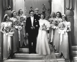 Ann Miller in Wedding Scene Portrait Photo by  Movie Star News