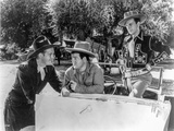 Abbott & Costello Posed in Outdoors Photo by  Movie Star News
