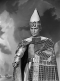 Ten Commandments Portrait in Classic Photo by  Movie Star News