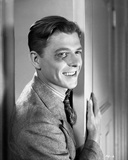 Ronald Reagan smiling Behind the Door Photo by  Movie Star News