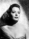 Jane Greer Leaning on Wall Portrait Photo by  Movie Star News