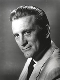 Kirk Douglas in Formal Outfit Portrait Photo by  Movie Star News
