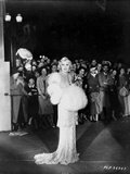 Mae West Posed in Black and White Photo by  Movie Star News