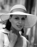 Marthe Keller Portrait in Classic Photo by  Movie Star News