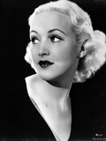 Betty Grable Posed in Black Dress Photo by  Movie Star News